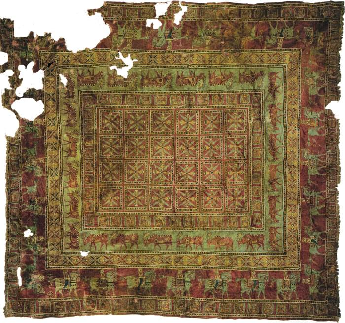 The World's Oldest Rug: The Pazyryk Rug