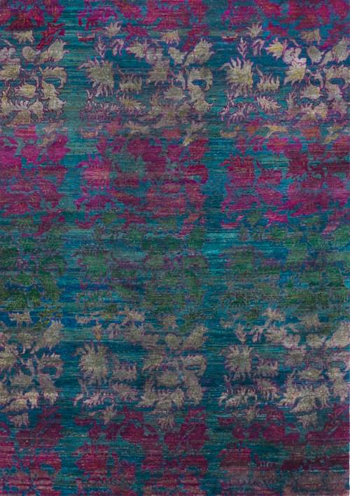 Marvelous Matt Camron Sari Silk Collection
