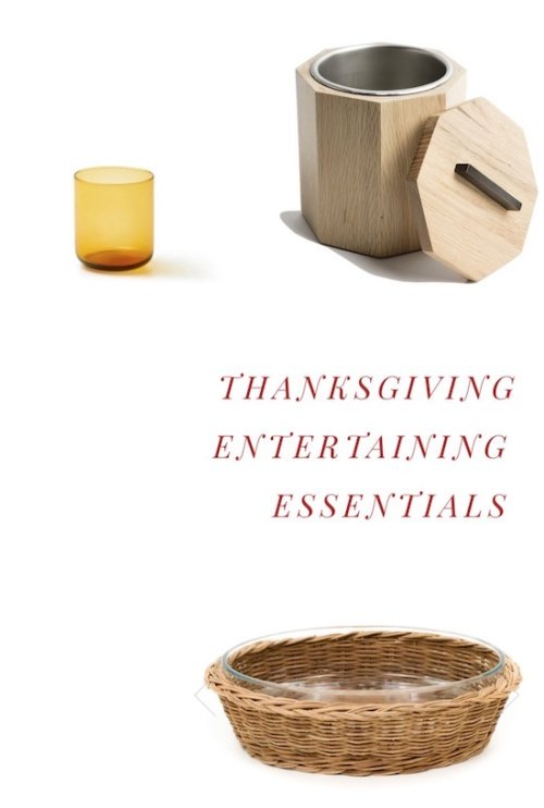 thanksgiving essentials 1