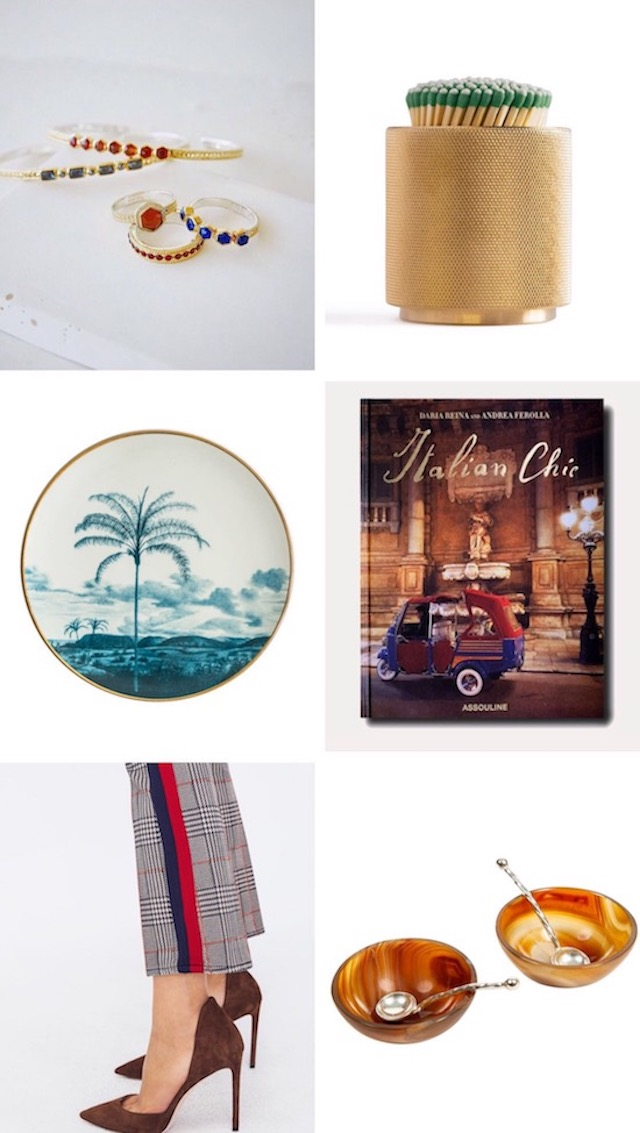 Matt Camron Blog - Home Goods Gift Guide 1