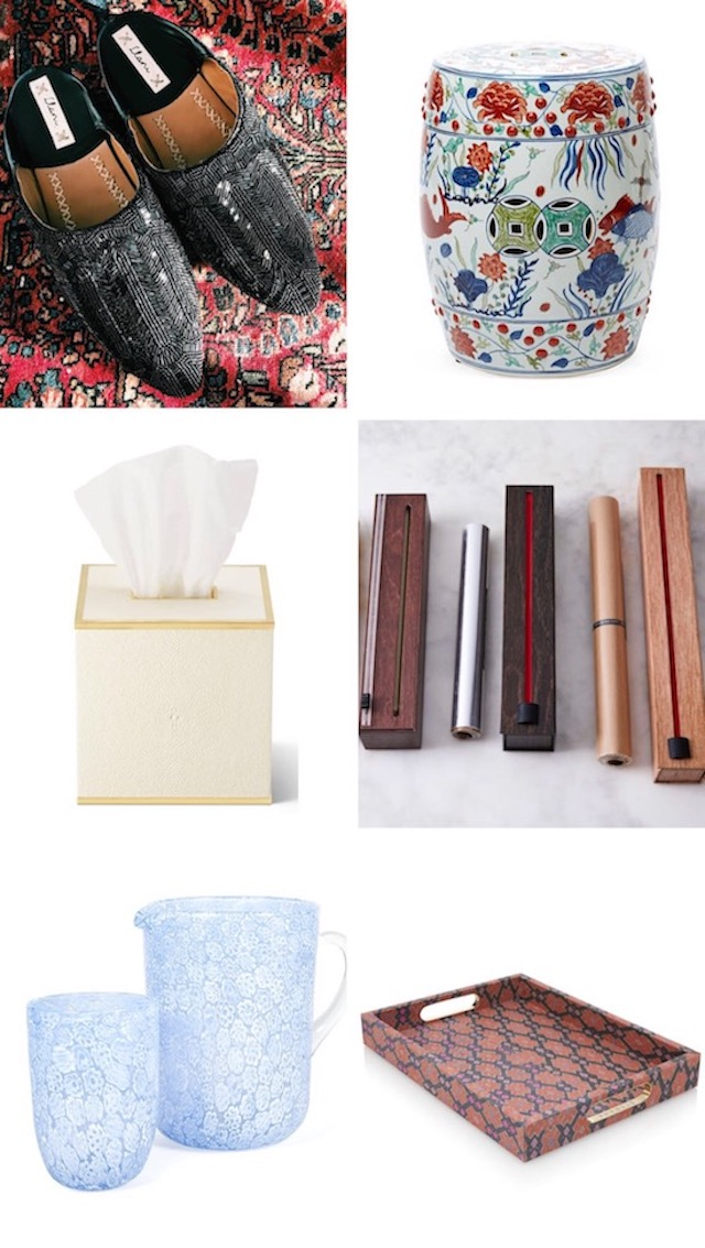 Matt Camron Blog - Home Goods Gift Guide 2