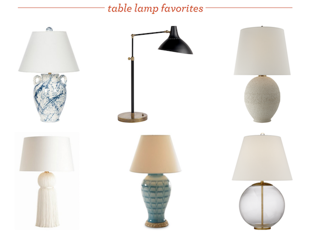 pencil paper co lamp favorites for matt camron blog