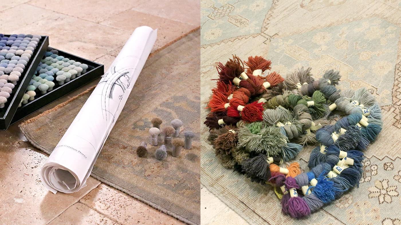 Custom Rugs & Carpets