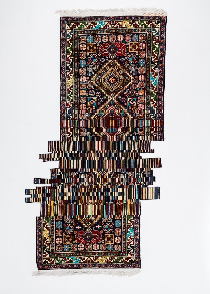 Faig Ahmed Digital Rug Art