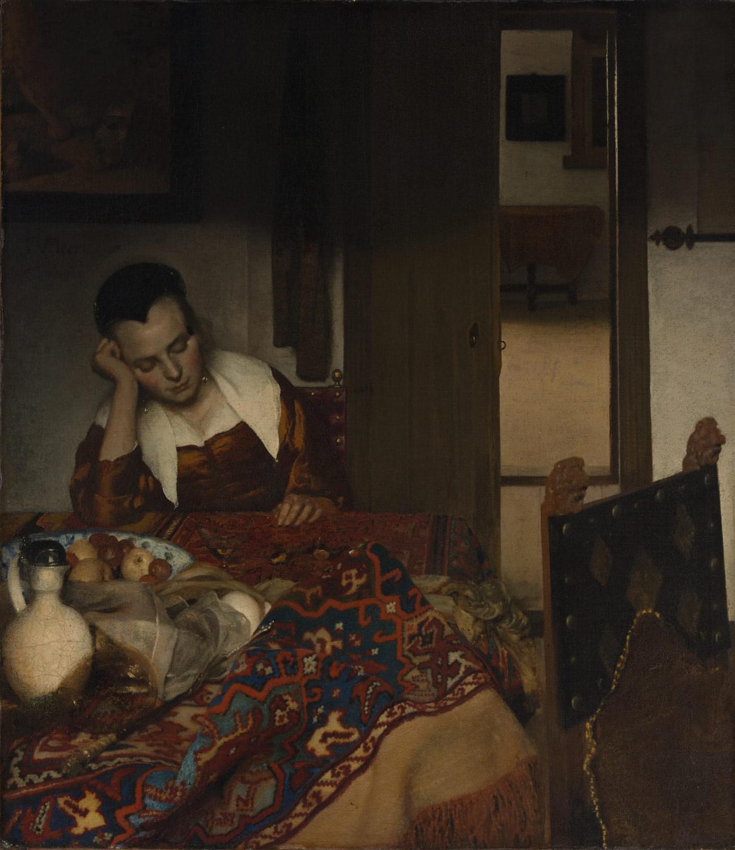 Islamic rugs in European paintings
