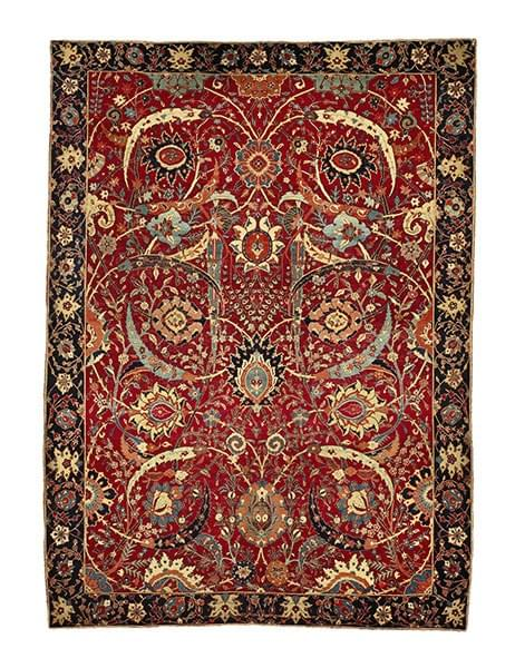 The most valuable rugs in the world