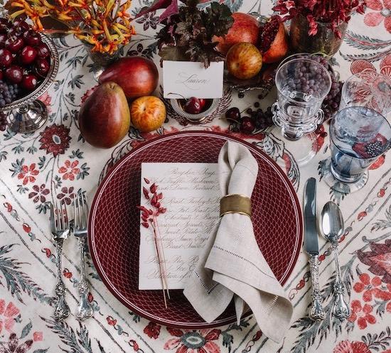 Thanksgiving Entertaining Essentials