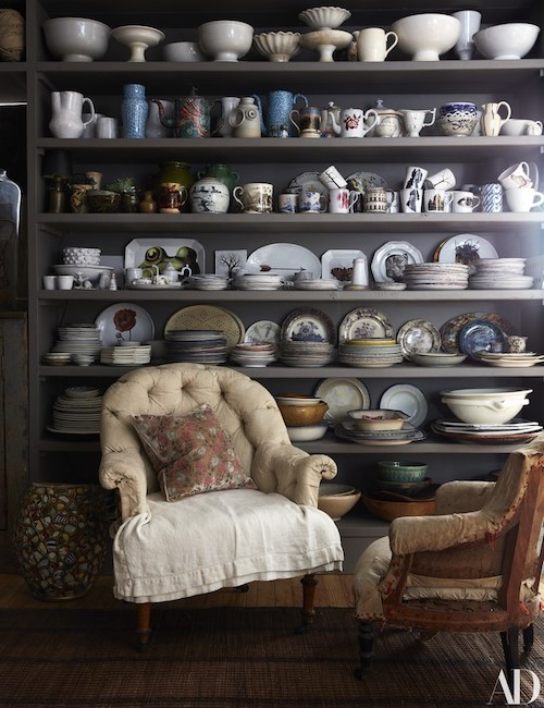 Must-Reads: Family Furnishings & A New Neighbor