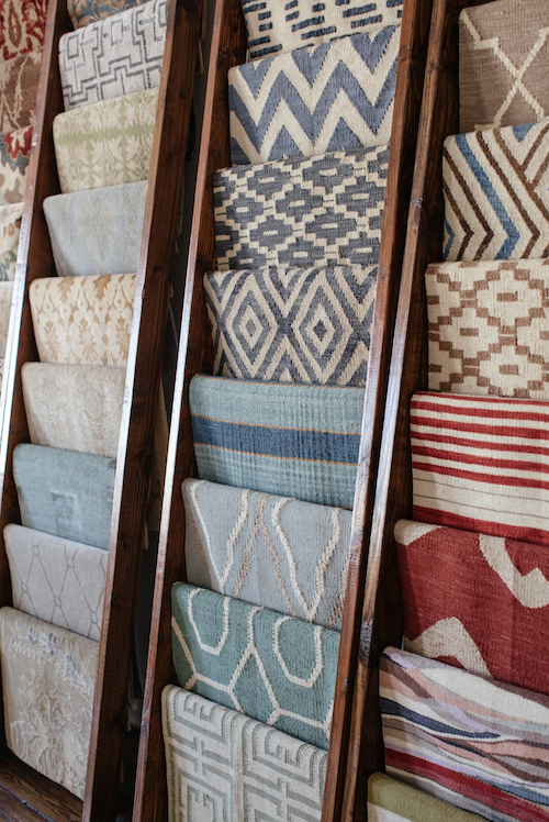 Our Custom Process: From The Loom to The Perfect Room