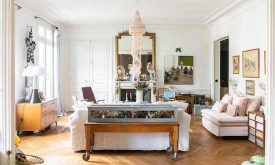 Must-Reads: A Paris Apartment & Brooklyn Garage