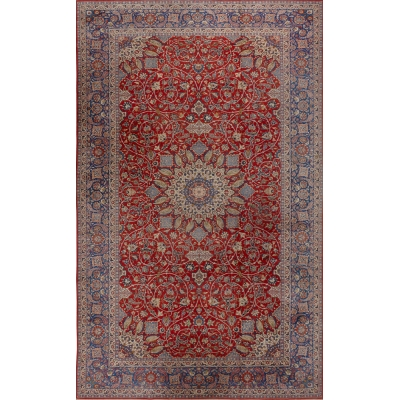 Antique  Najafabad Rug