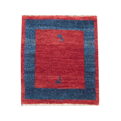 Semi-Antique  Gabbeh Rug