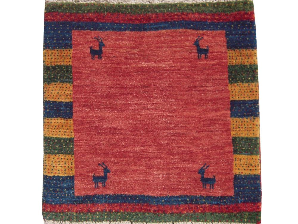 Semi-Antique  Gabbeh Rug