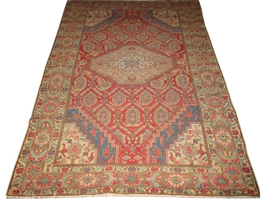 Antique Turkish Sivas Rug