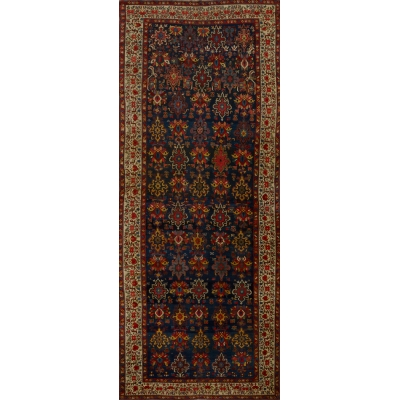 Antique Persian Kurdish Rug