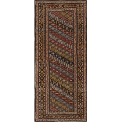 Antique  Caucasion Rug