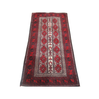 Antique  Turkaman Rug
