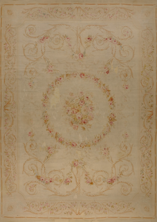 Antique  Aubusson