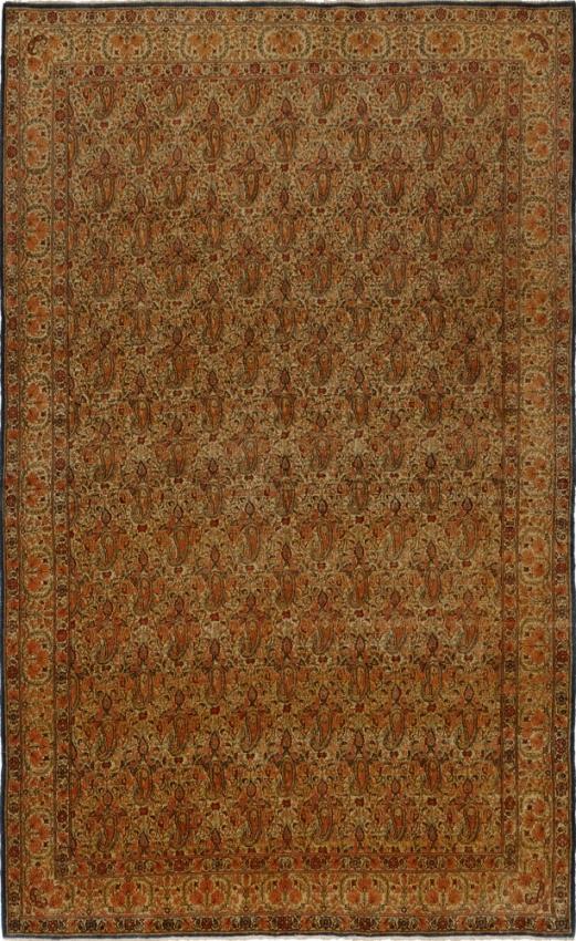 Antique  Qum Rug