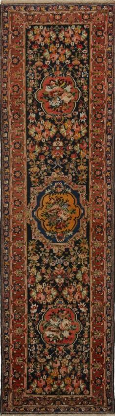 Antique Oriental Karabagh Rug
