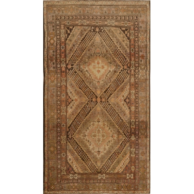 Semi-Antique Oriental Khotan Rug