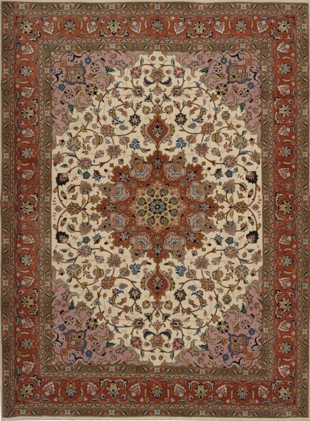 Semi-Antique  Tabriz