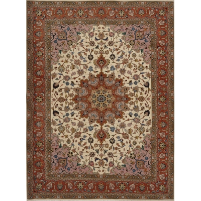 Semi-Antique  Tabriz