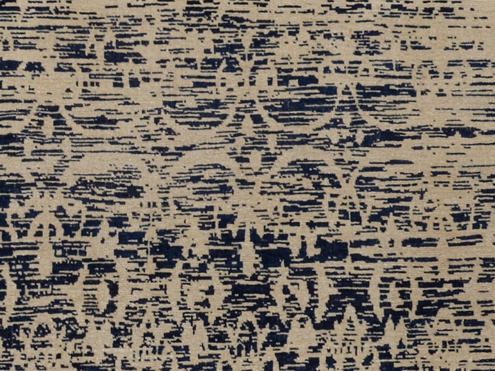 ikat rug - modern & tibetan - matt camron rugs & tapestries
