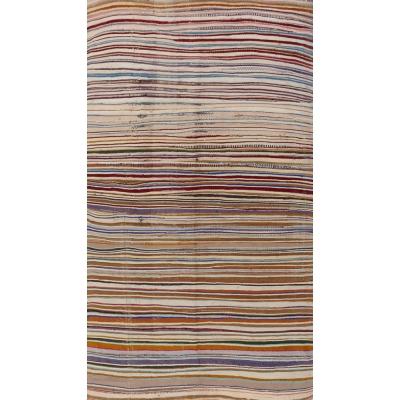 Vintage Moroccan Kilim Rug