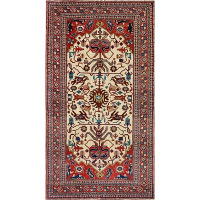 Antique  Ardebil Rug