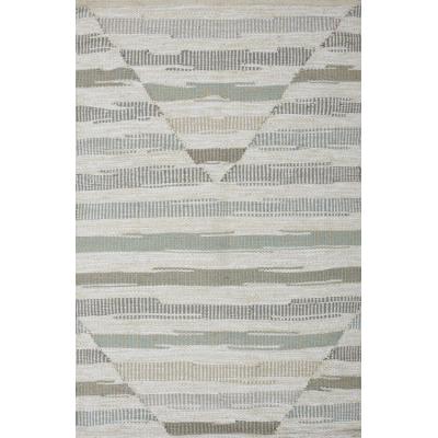 Flat Weave  Wool & Silk Rug