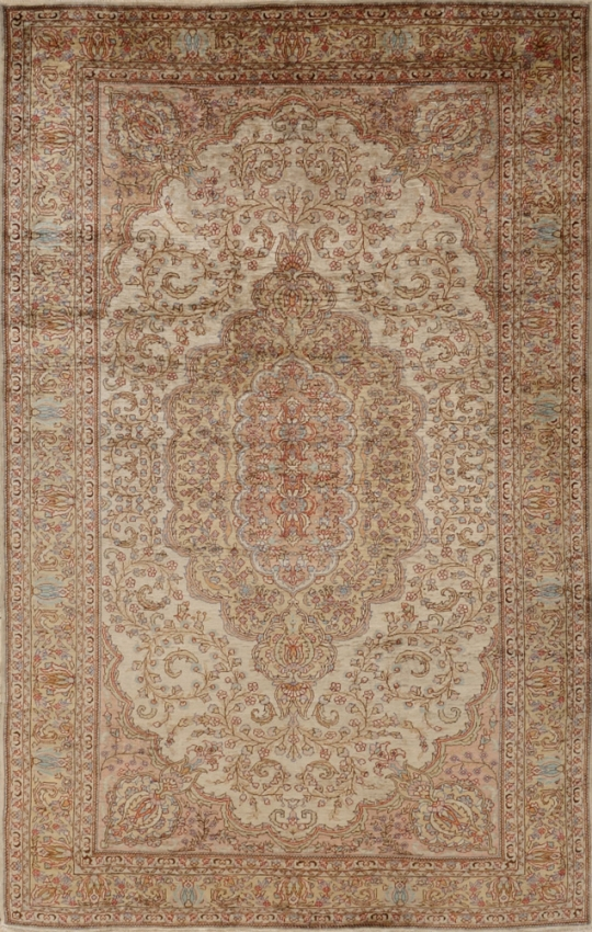 Antique  Hereke Rug