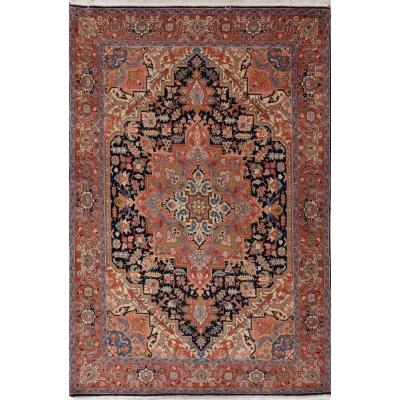 Semi-Antique  Tabriz Rug