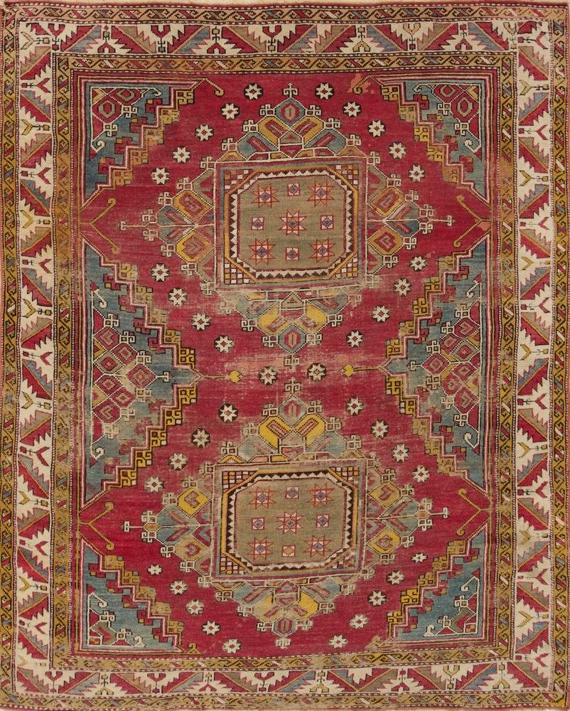 barbara rug turkish carpet antique design rugs dsc circa art bergama center woven authentic genuine santa