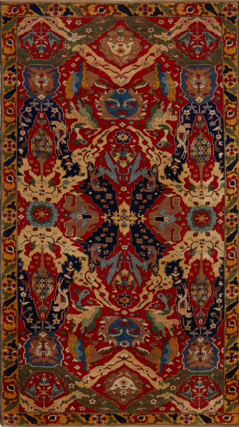 Semi-Antique  Anatolian Rug