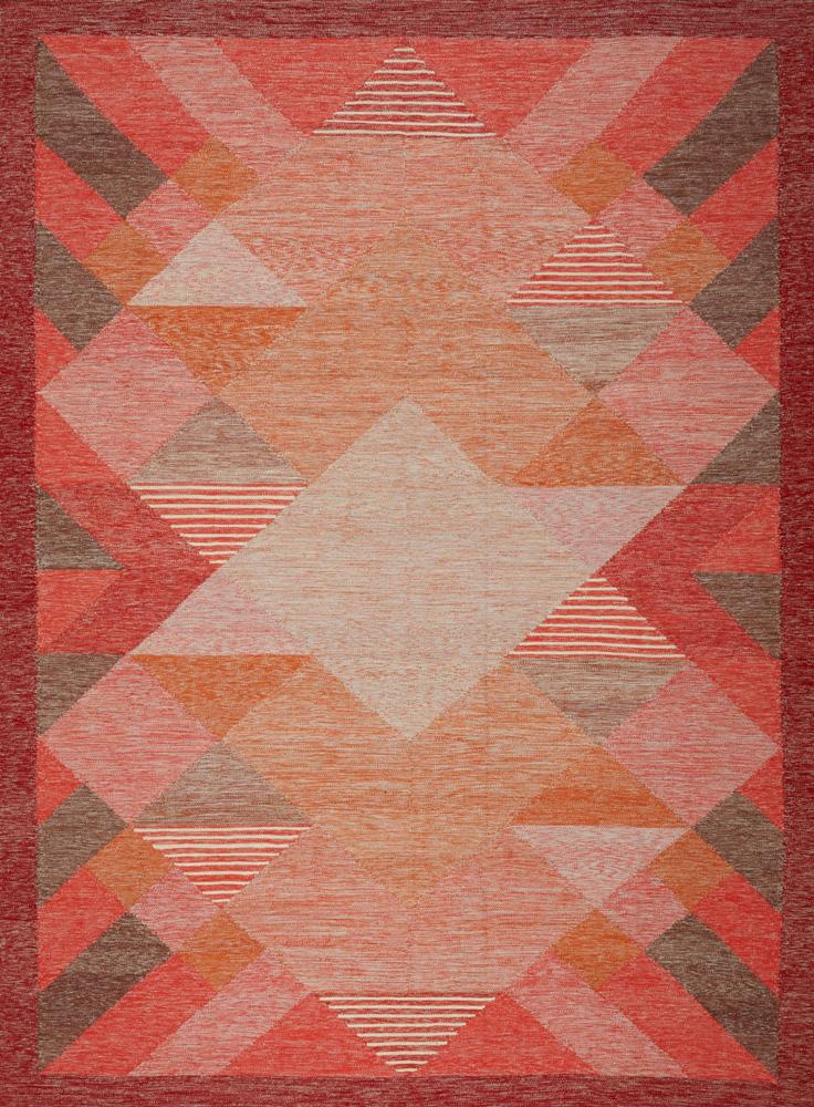 Scandinavian Flat Weave Rug. View Fullscreen