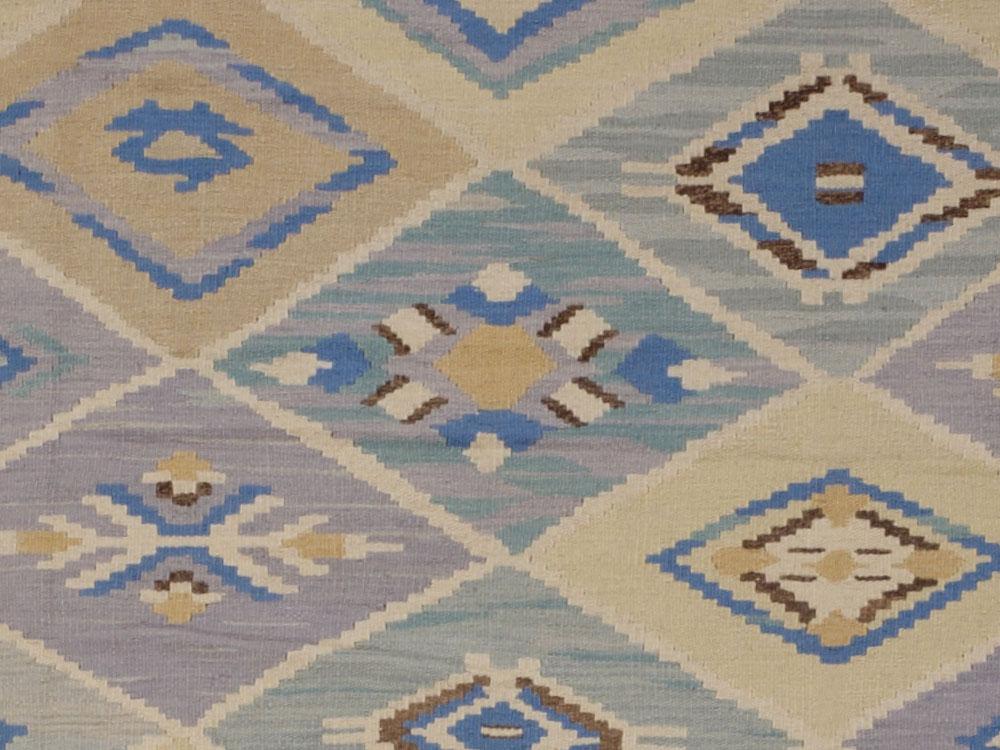 Scandinavian Flat Weave Rug   Scandinavians   Matt Camron Rugs U0026 Tapestries    Antique Oriental Persian Rugs