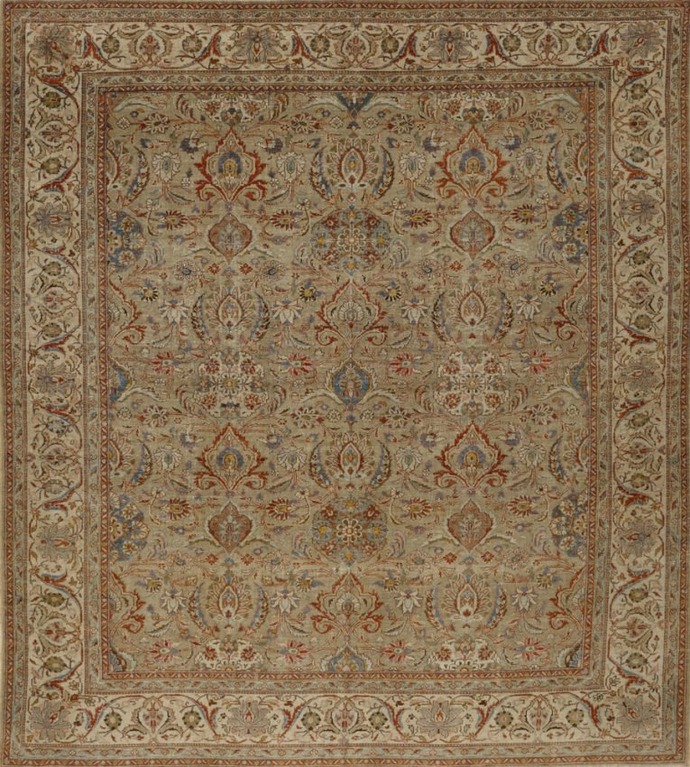 Antique  Sultanabad Rug