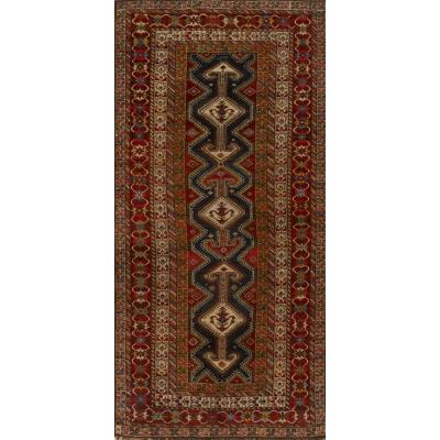 Antique  Shiraz Rug