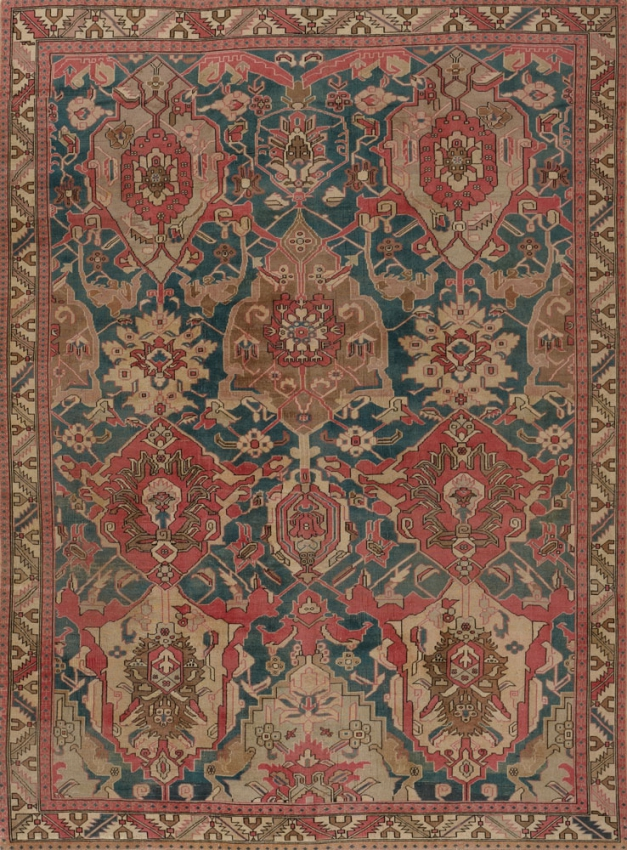 Antique  Karabagh Rug