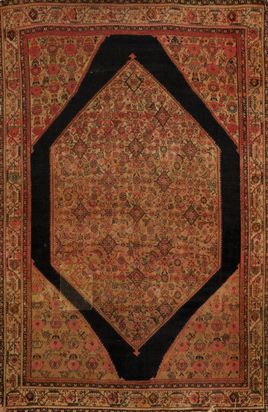 Antique  Seneh Rug