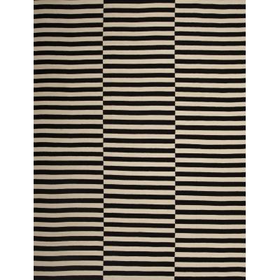 Midcentury Modern Flat Weave Rug
