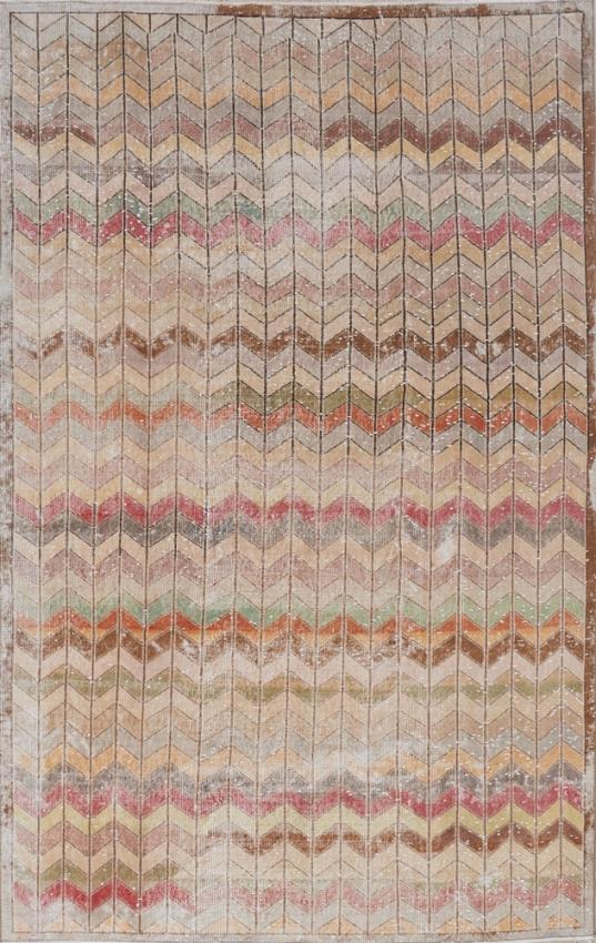Semi-Antique  Anatolian Rug
