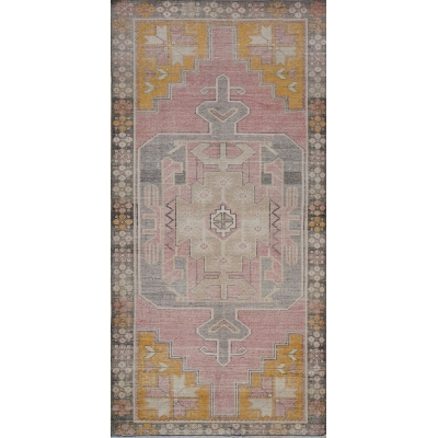 Antique  Oushak Rug