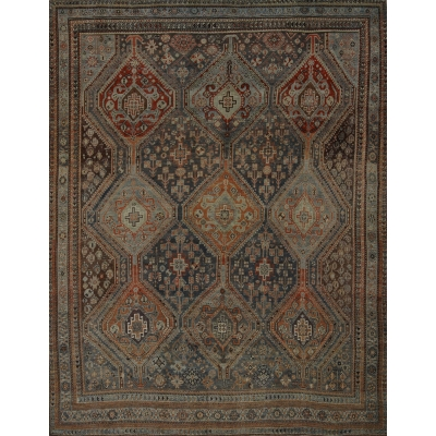 Antique  Gashgai Rug