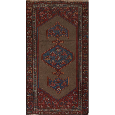 Antique  Sarab Rug