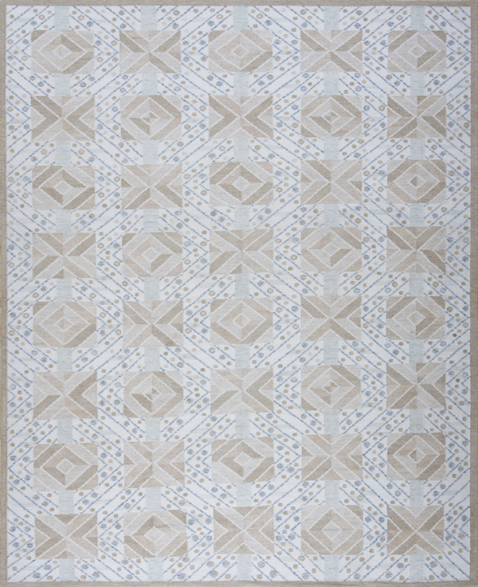 Custom Flat Weave Rug