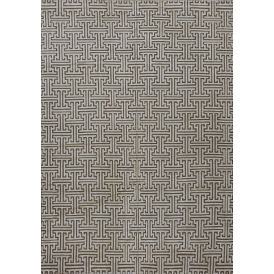 Wool and Silk Hi/Lo rug Rug
