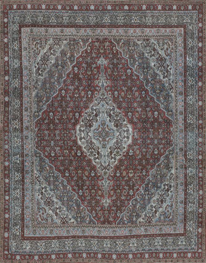 Vintage  Hamedan Rug