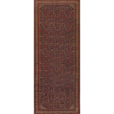 Antique Oriental Karabagh Rug